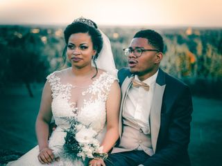 Le mariage de Lydie et Christ 2