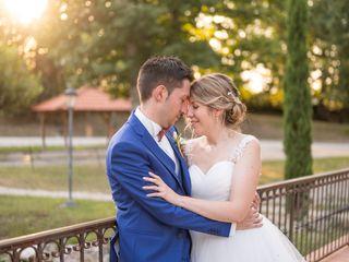 Le mariage de Alexandra et Pascal