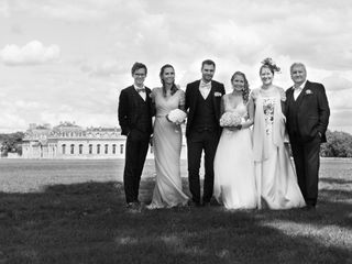 Le mariage de Elodie et Vincent 1