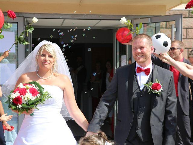 Le mariage de Fanny et Teddy