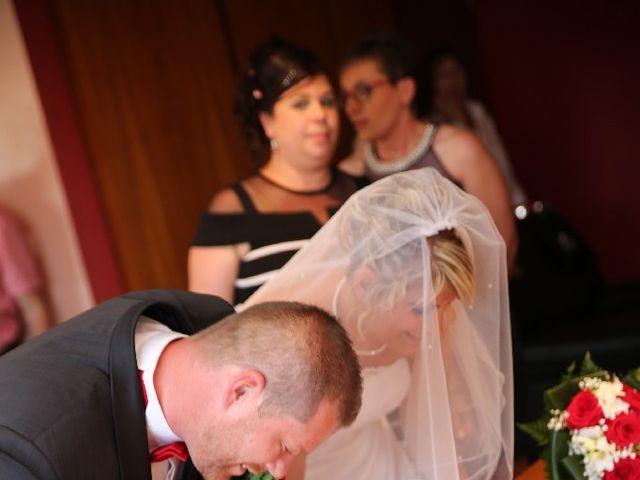 Le mariage de Teddy et Fanny à Taintrux, Vosges 2