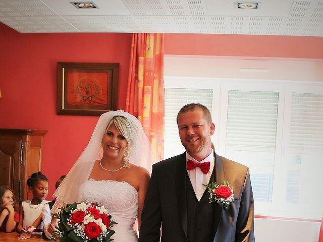Le mariage de Teddy et Fanny à Taintrux, Vosges 3