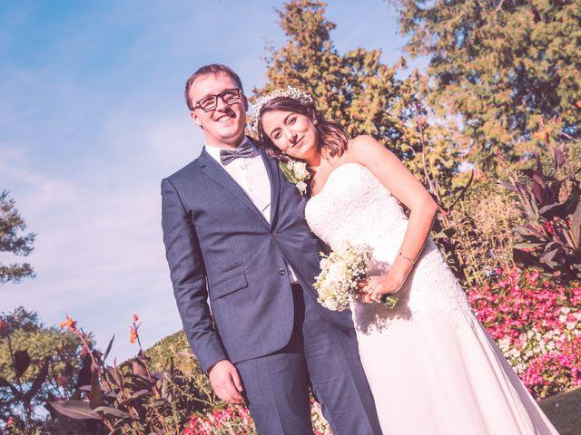 Le mariage de Baptiste et Nassima à Bayeux, Calvados 10