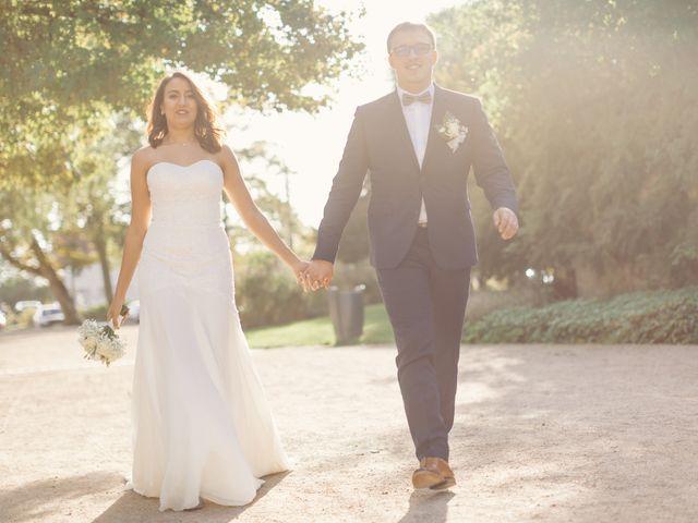Le mariage de Baptiste et Nassima à Bayeux, Calvados 13