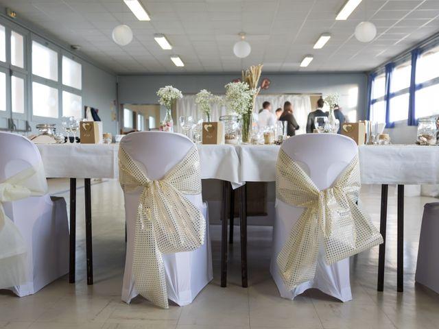 Le mariage de Baptiste et Nassima à Bayeux, Calvados 26