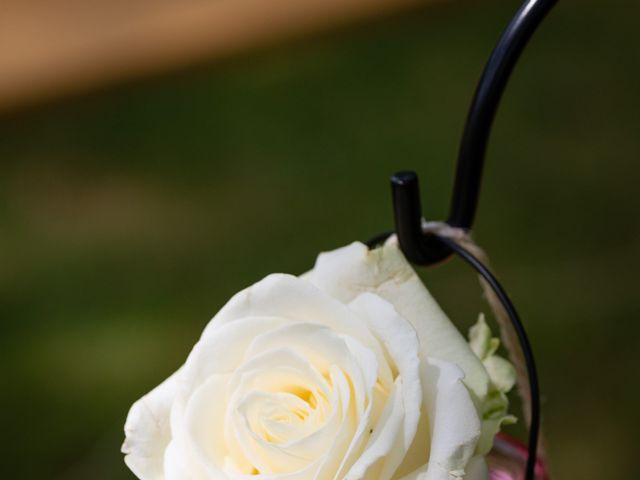 Le mariage de Sylvain et Melicerte à La Chaussaire, Maine et Loire 4