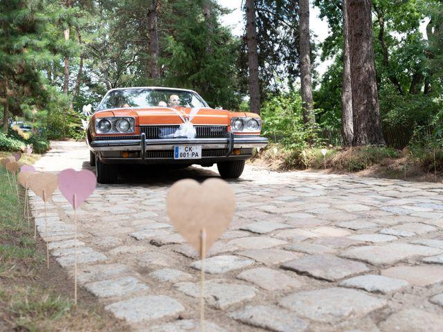Le mariage de Sylvain et Melicerte à La Chaussaire, Maine et Loire 9