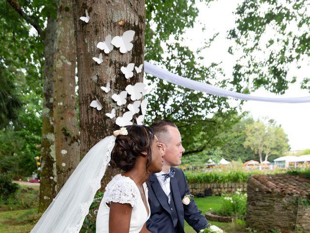 Le mariage de Sylvain et Melicerte à La Chaussaire, Maine et Loire 10
