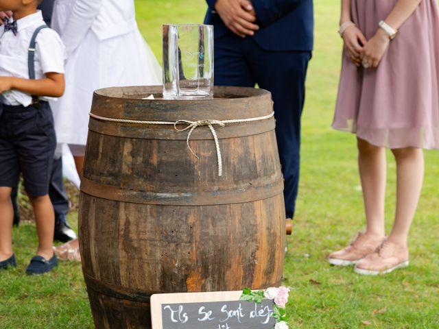 Le mariage de Sylvain et Melicerte à La Chaussaire, Maine et Loire 11