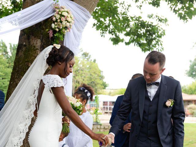 Le mariage de Sylvain et Melicerte à La Chaussaire, Maine et Loire 12