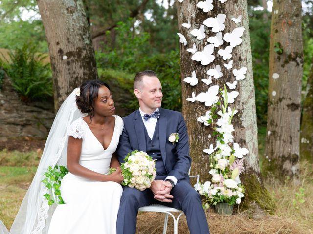 Le mariage de Sylvain et Melicerte à La Chaussaire, Maine et Loire 13