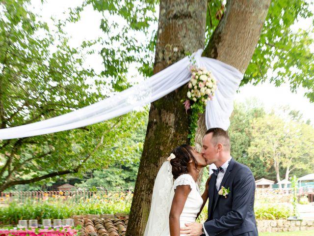 Le mariage de Sylvain et Melicerte à La Chaussaire, Maine et Loire 17