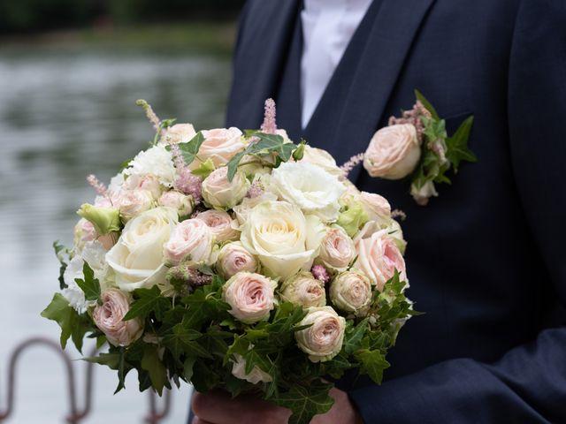 Le mariage de Sylvain et Melicerte à La Chaussaire, Maine et Loire 19