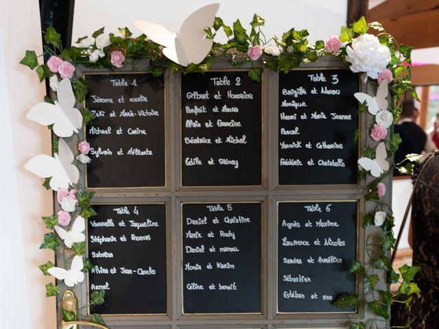Le mariage de Sylvain et Melicerte à La Chaussaire, Maine et Loire 20