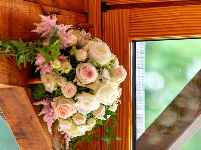 Le mariage de Sylvain et Melicerte à La Chaussaire, Maine et Loire 21