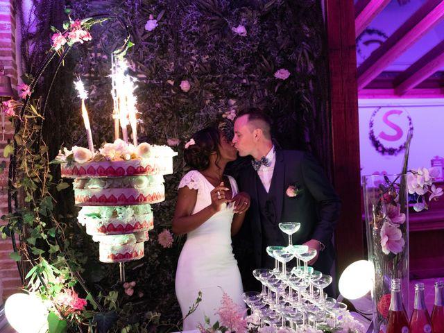 Le mariage de Sylvain et Melicerte à La Chaussaire, Maine et Loire 23