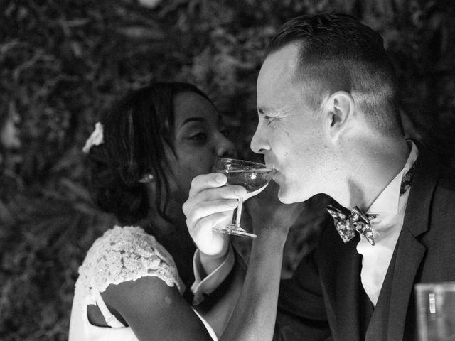 Le mariage de Sylvain et Melicerte à La Chaussaire, Maine et Loire 25