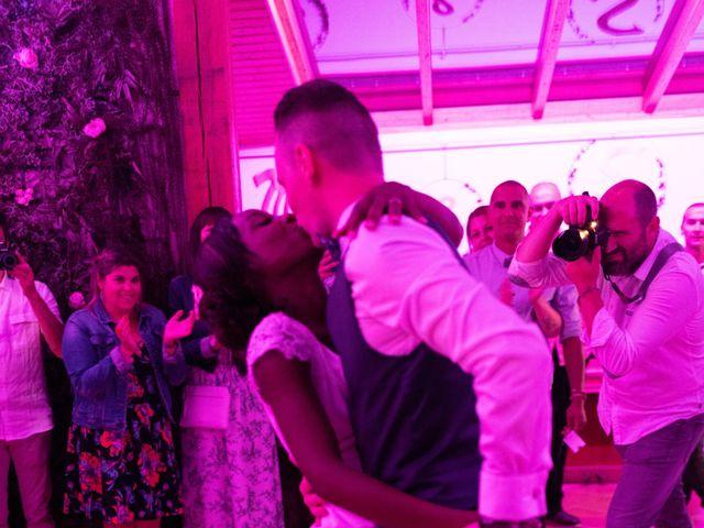 Le mariage de Sylvain et Melicerte à La Chaussaire, Maine et Loire 28