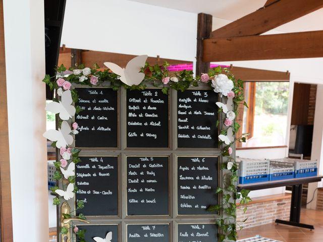 Le mariage de Sylvain et Melicerte à La Chaussaire, Maine et Loire 34