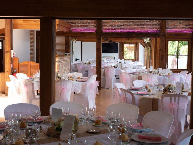 Le mariage de Sylvain et Melicerte à La Chaussaire, Maine et Loire 36