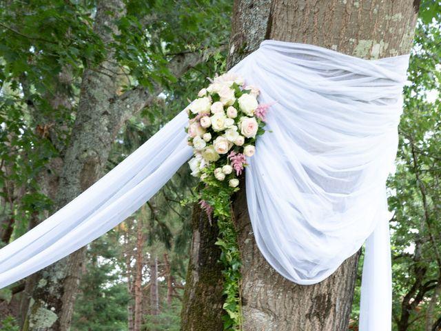 Le mariage de Sylvain et Melicerte à La Chaussaire, Maine et Loire 42