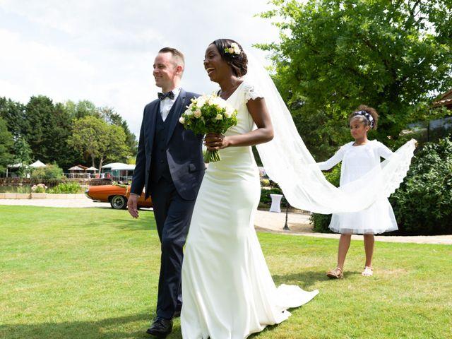 Le mariage de Melicerte et Sylvain