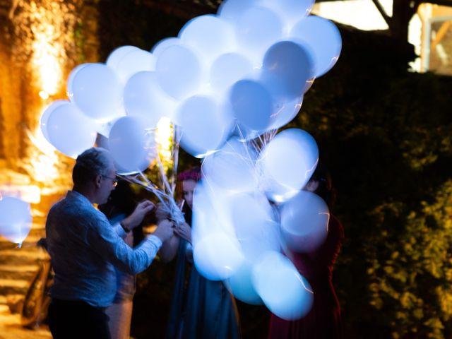 Le mariage de Sylvain et Melicerte à La Chaussaire, Maine et Loire 45