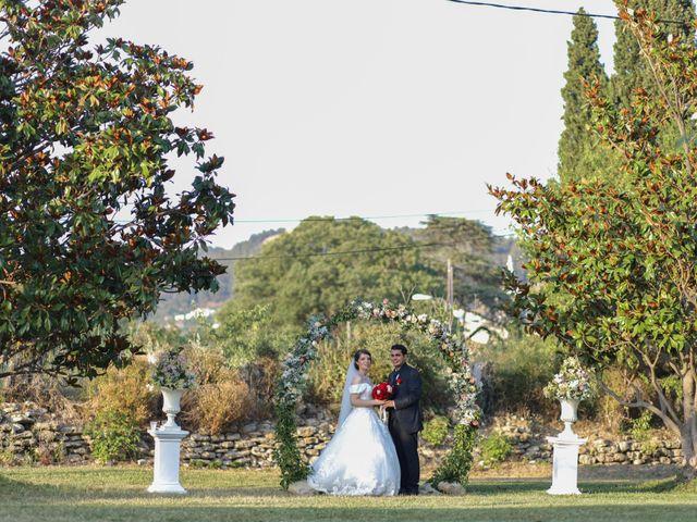 Le mariage de Floriane et Cyril
