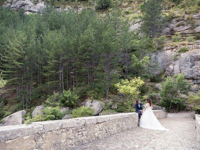 Le mariage de Guillaume et Déborah à Laragne-Monteglin, Hautes-Alpes 62