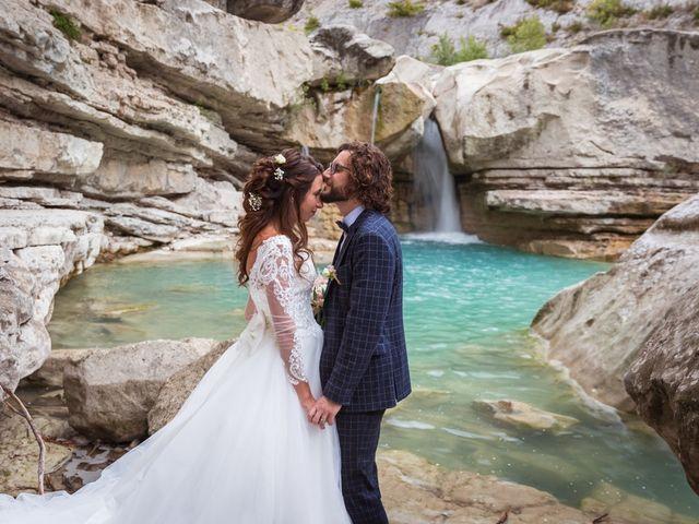 Le mariage de Guillaume et Déborah à Laragne-Monteglin, Hautes-Alpes 65