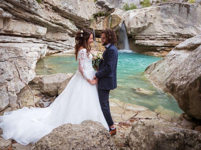 Le mariage de Guillaume et Déborah à Laragne-Monteglin, Hautes-Alpes 66