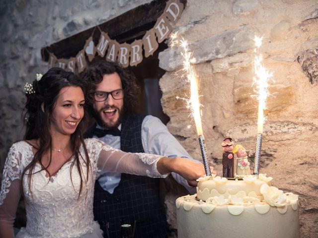 Le mariage de Guillaume et Déborah à Laragne-Monteglin, Hautes-Alpes 91