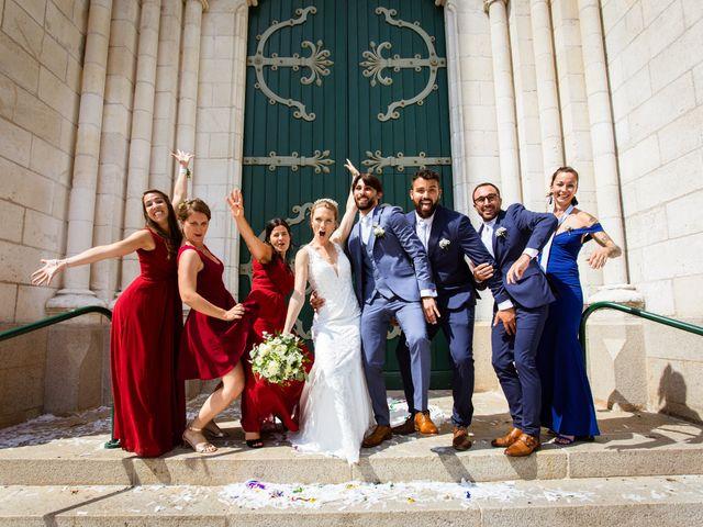 Le mariage de Tiffany  et Sébastien