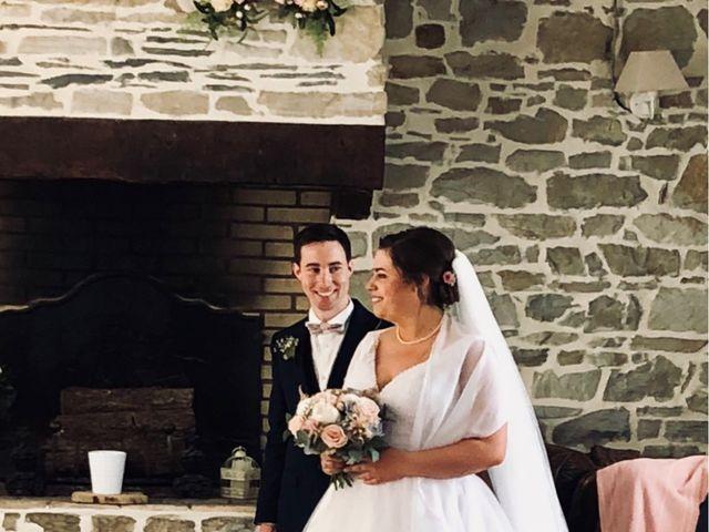 Le mariage de Vincent  et Pauline à Tresboeuf, Ille et Vilaine 1