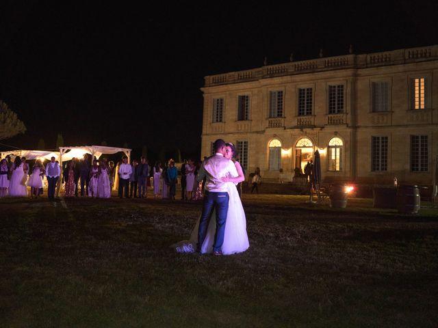 Le mariage de Christ et Lydie à Béguey, Gironde 2