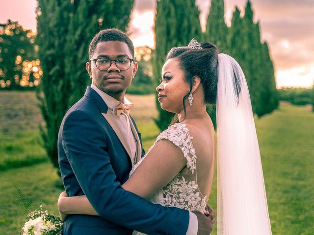 Le mariage de Lydie et Christ