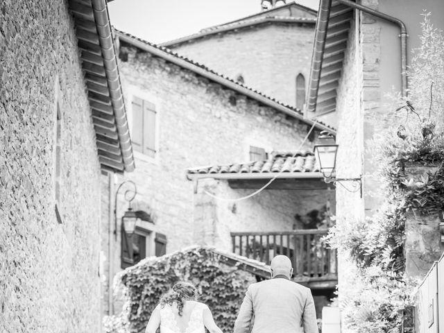 Le mariage de Olivier et Priscilla à Anse, Rhône 10