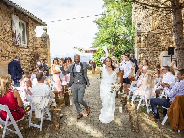 Le mariage de Olivier et Priscilla à Anse, Rhône 19