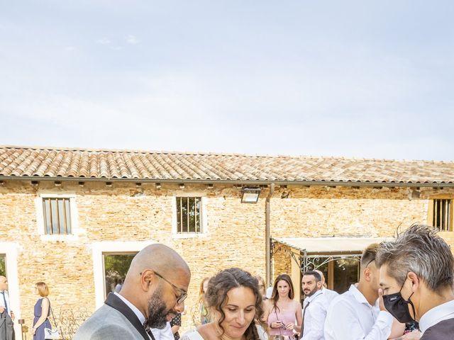 Le mariage de Olivier et Priscilla à Anse, Rhône 20