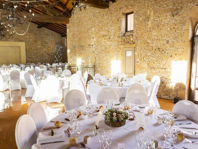 Le mariage de Olivier et Priscilla à Anse, Rhône 26