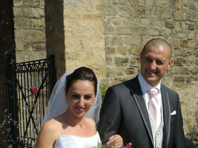 Le mariage de Laurent et Stéphanie à Tabre, Ariège 4