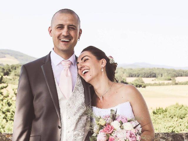 Le mariage de Laurent et Stéphanie à Tabre, Ariège 5