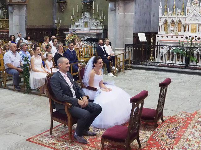 Le mariage de Laurent et Stéphanie à Tabre, Ariège 2