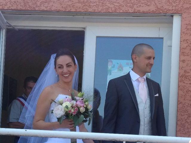 Le mariage de Laurent et Stéphanie à Tabre, Ariège 13
