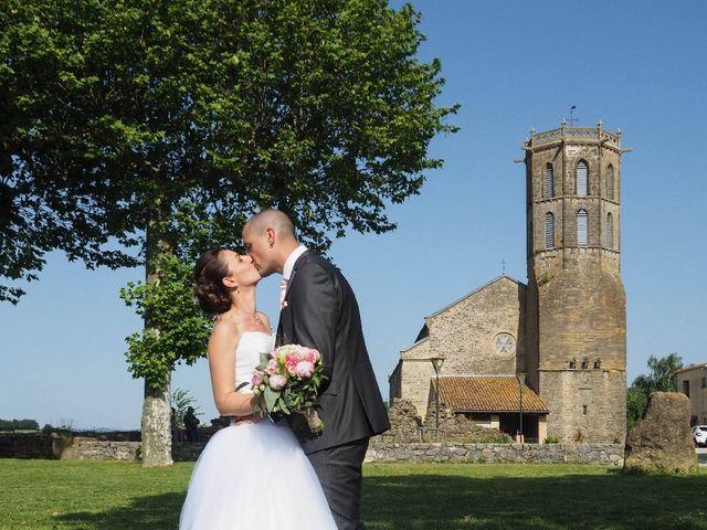 Le mariage de Laurent et Stéphanie à Tabre, Ariège 16