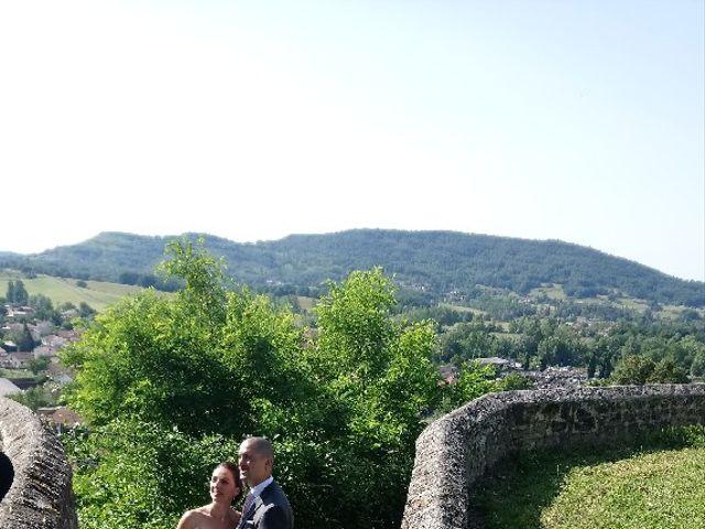 Le mariage de Laurent et Stéphanie à Tabre, Ariège 17