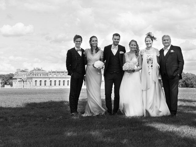 Le mariage de Vincent et Elodie à Chantilly, Oise 2