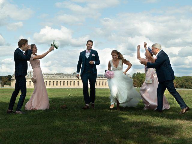 Le mariage de Vincent et Elodie à Chantilly, Oise 3