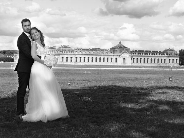 Le mariage de Vincent et Elodie à Chantilly, Oise 4