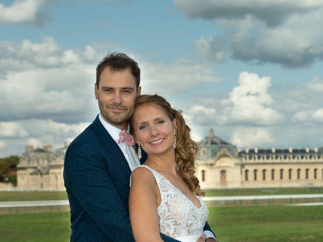 Le mariage de Vincent et Elodie à Chantilly, Oise 5